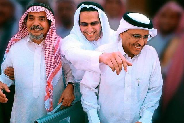 Alternativer Nobelpreis erstmals an Menschenrechtler in Saudi-Arabien