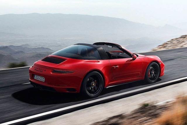 Ein Wochenende lang Porsche fahren – das große Gewinnspiel von Fischer Küchen