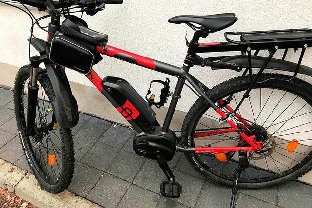 Mann klaut E-Bike, kommt beim Verkauf aber unter die Räder