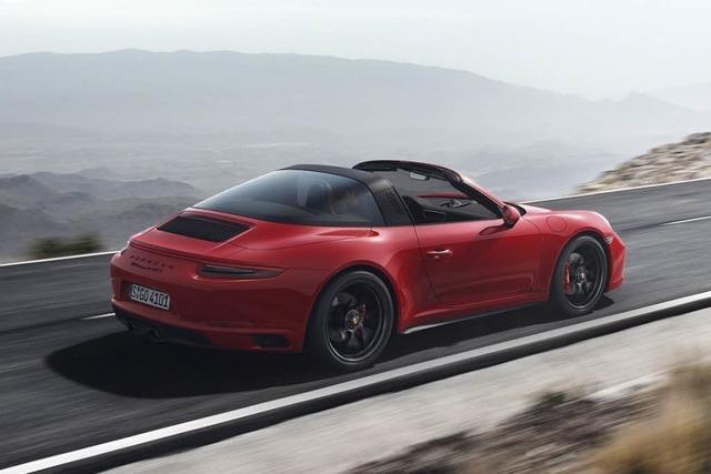 Ein Wochenende lang Porsche fahren - das große Gewinnspiel von Fischer Küchen