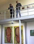 Der Künstlerkreis Ortenau zeigt eine Retrospektive auf das malerische Werk Rainer Braxmaiers