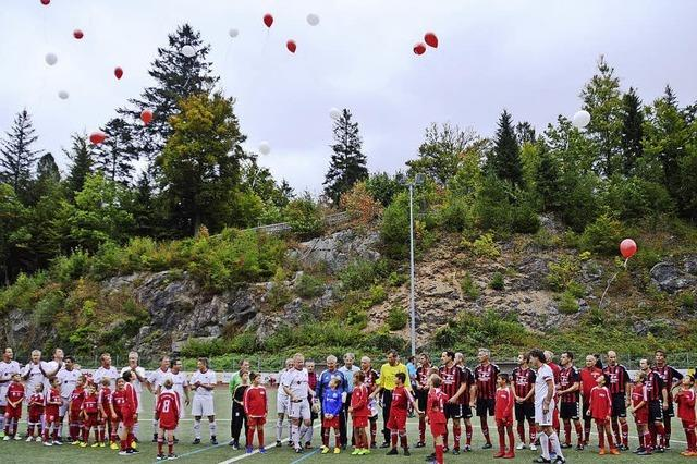 Allstars bieten dem SC Freiburg Paroli
