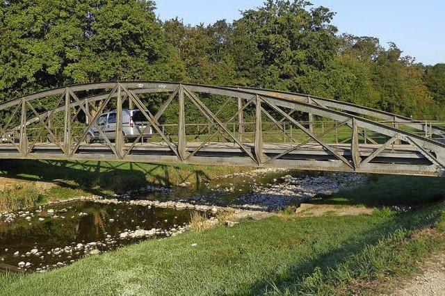 Alte Brücke wird ein teurer Sanierungsfall