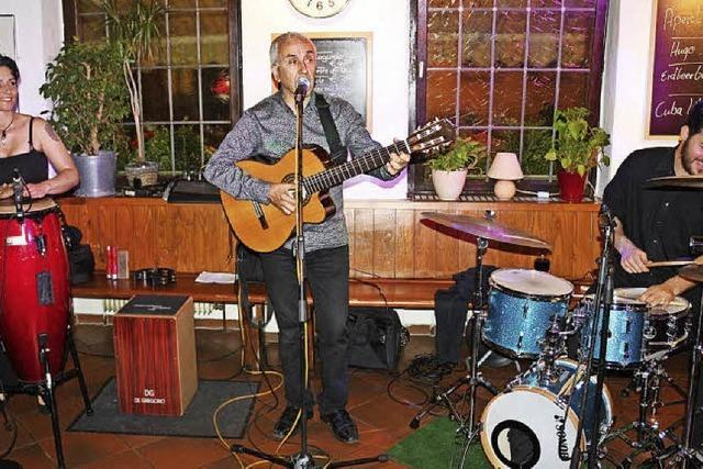 Livemusik in den Lokalen
