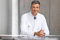Frederik Wenz: Fühle mich der Klinik persönlich verbunden
