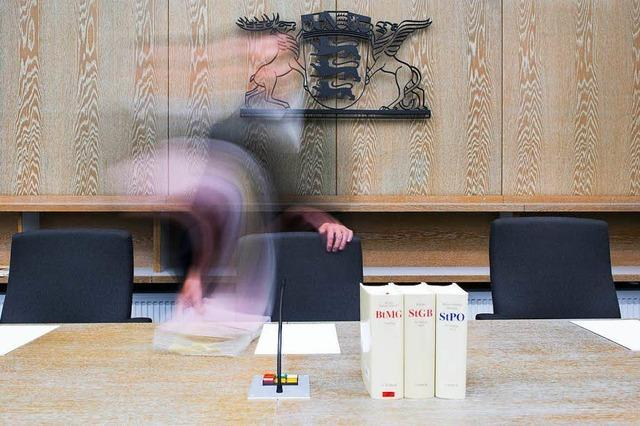 Ex-Dekan aus Lahr will Betrugsprozess mit Deal beenden