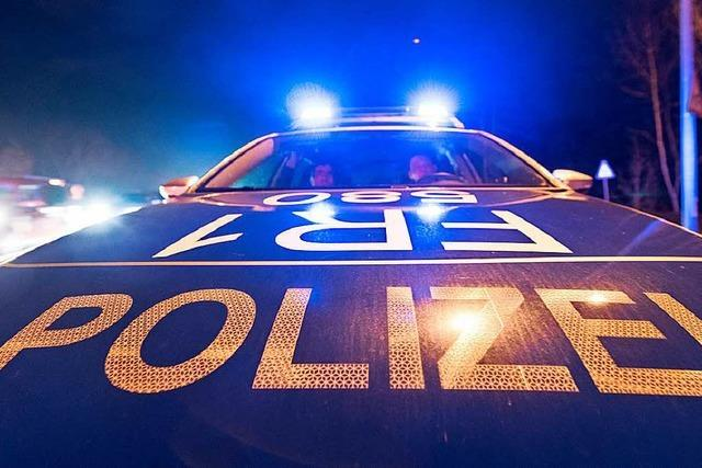 Einbrecher dringen gewaltsam in Rheinfelder Wohnhaus ein