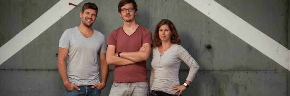 Drei Freiburger wollen den ersten nachhaltigen Mobilfunktarif anbieten