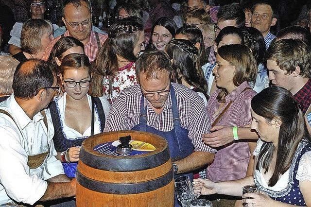 500 Gäste bei Bayerngaudi
