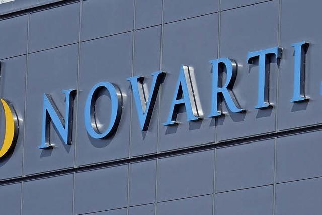 Novartis schockt die Region