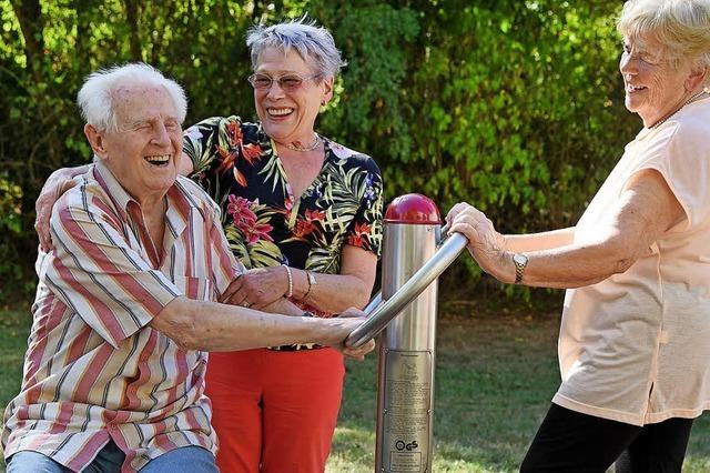 Für ein gutes Leben im Alter