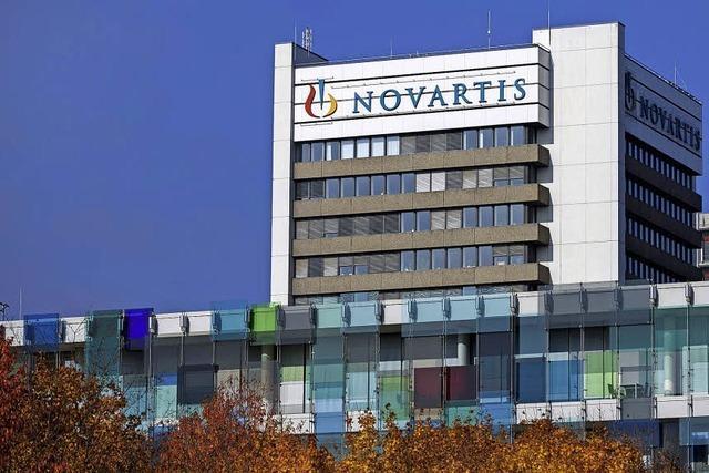 Harte Einschnitte bei Novartis