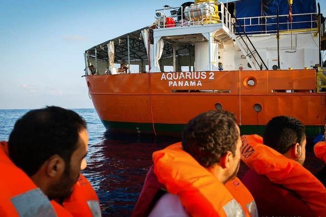 Migranten dürfen auf Malta an Land