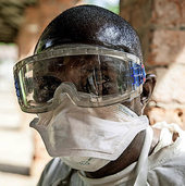 Rebellen gefährden Kampf gegen Ebola