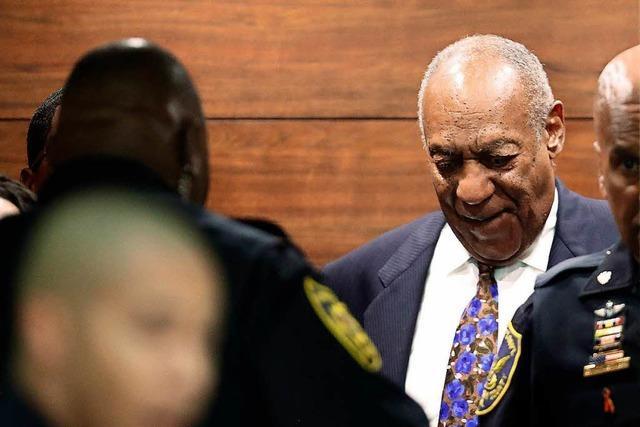 Entertainer Bill Cosby zu mindestens drei Jahren Haft verurteilt