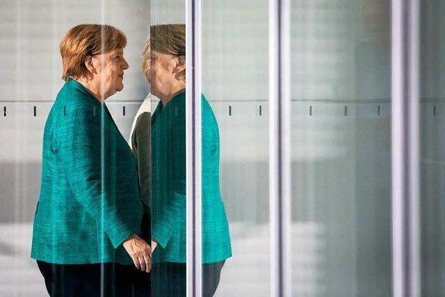 Merkel erteilt Forderungen nach Vertrauensfrage eine Absage