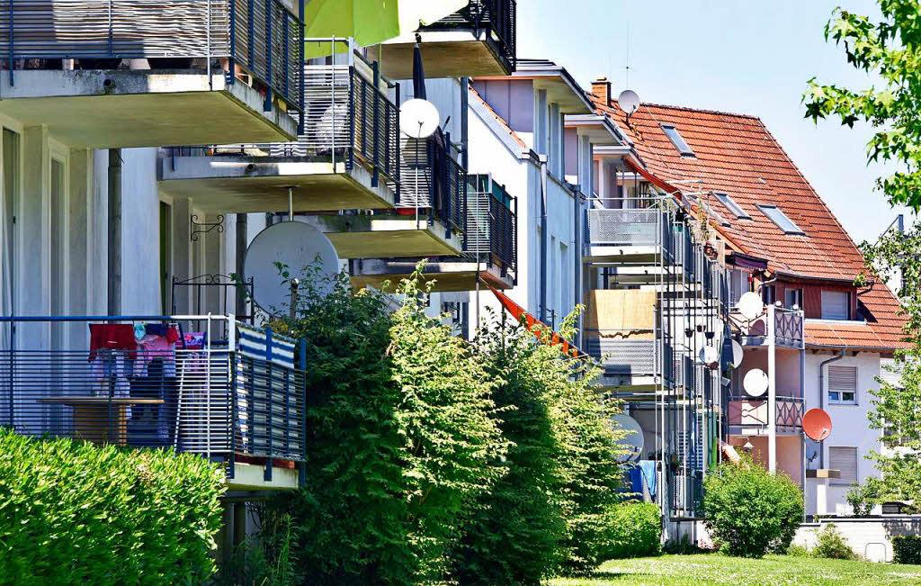 mietenstopp bei der freiburger stadtbau gilt f r 983 wohnungen freiburg badische zeitung. Black Bedroom Furniture Sets. Home Design Ideas