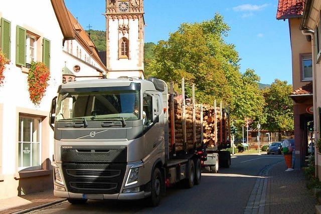 Freiburgs Nachbargemeinden haben Angst vor dem Diesel-Dreck