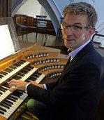 Zum Orgeljubiläum spielen am Freitag, 28. September, die Kantoren Markus Mackowiak und Johannes Götz im Fridolinsmünster Bad Säckingen