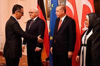 """Özdemir: """"Immerhin hat Erdogan jetzt Schiller gelesen"""""""