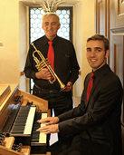 Benefizkonzert mit Orgel und Trompete