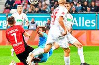 Schlechteste Halbzeit der Saison: SC Freiburg verliert in Augsburg mit 1:4