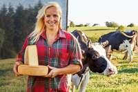 Paula Herr aus Freiamt weiß, wie man Milch veredelt