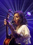 Katie Melua präsentiert neues Doppelalbum in Straßburg