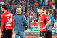 Der SC Freiburg bastelt erfolglos rum