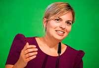 Katharina Schulze: Eine gebürtige Freiburgerin führt die Grünen in Bayern