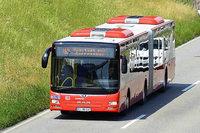 Das sind die SEV-Busfahrer aus dem Höllental – sie kommen aus aller Welt