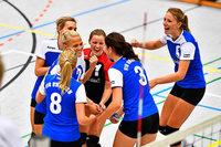 Umkircher Volleyballerinnen sind seit über einem Jahr ungeschlagen