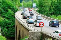 Der Albaufstieg auf der Autobahn A 8 wird endlich ausgebaut
