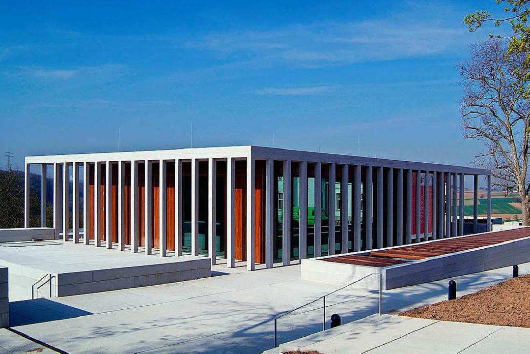 Das Literaturmuseum der Moderne  | Foto: Chris Korner