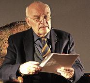 Charles Brauer hält am Sonntag, 7. Oktober, Lesung im Rahmen der aktuellen Ausstellung von Ehefrau Lilot Hegi