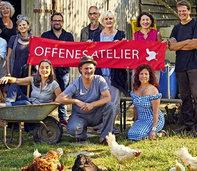 Kaiserstühler Künstler öffnen ihre Türen