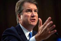 Brett Kavanaugh kurz vor Ernennung zum Richter am Supreme Court