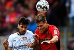 Fotos: Die Bilder von Freiburgs chancenarmen 0:0 gegen Leverkusen