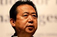 China wirft seinem Interpol-Chef Bestechlichkeit vor