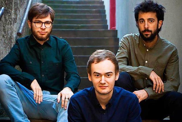 Die Jazzclub-Reihe Blue Rabbit ist zurück aus der Sommerpause – mit dem Silvan Joray Trio
