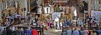 Erstes ökumenisches Erntedankfest