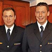 Kommandant verlässt die Feuerwehr