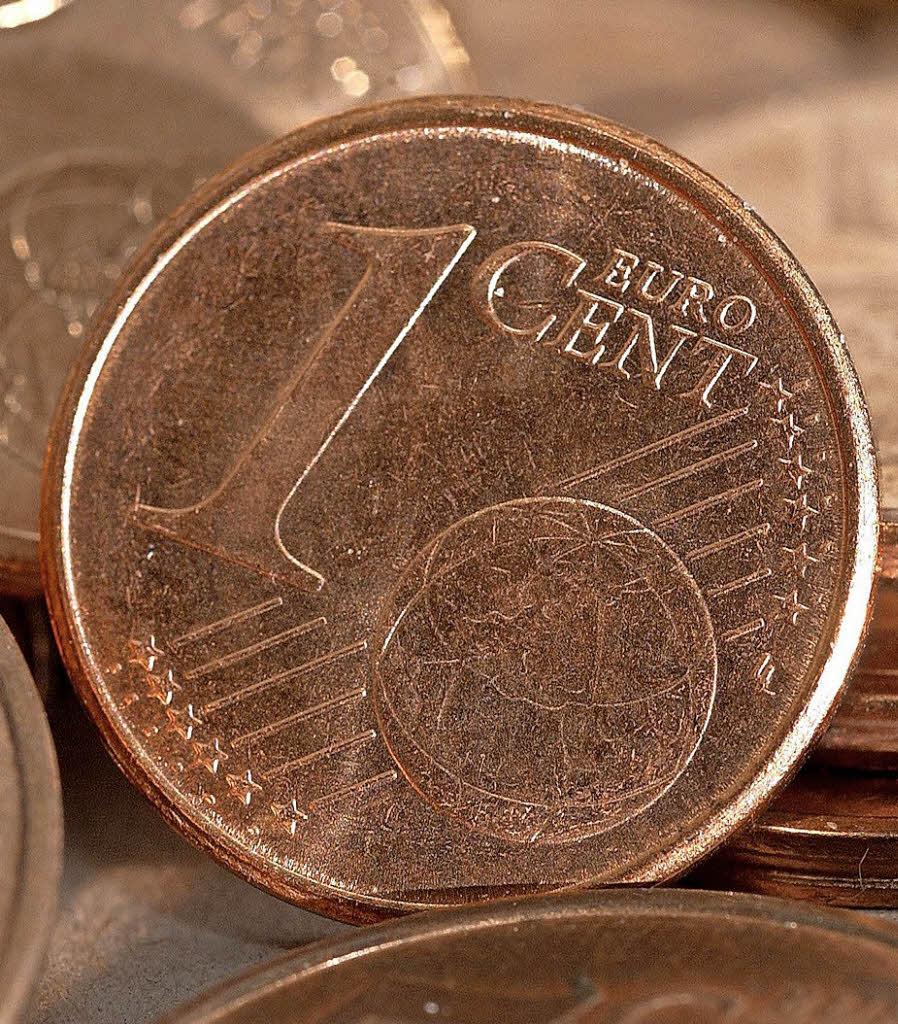 Wer Viele Münzen Zur Bank Bringt Muss Dafür Zahlen Wirtschaft