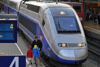 Neben Lahr bekommt auch Emmendingen ab Dezember einen TGV-Halt