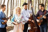 In Estland schon Stars: Die Curly Strings treten im Jazzhaus auf