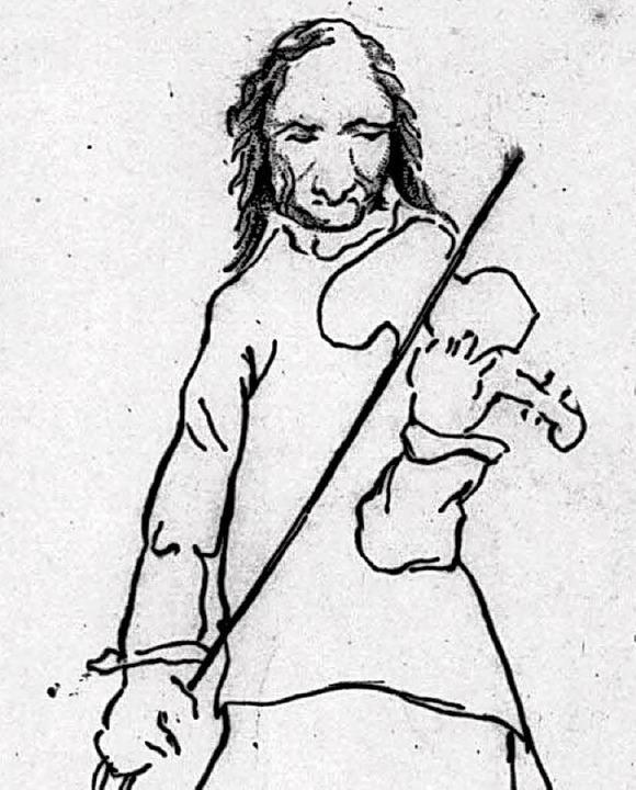 Könnte Pate gestanden haben für Márton...r zeitgenössischen Karikatur von 1831     Foto: wikipedia