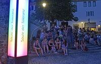 Bitte keine zweite Säule der Toleranz auf dem Augustinerplatz