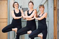So wird das erste Dreiland-Yogafestival in der Basler Aktienmühle