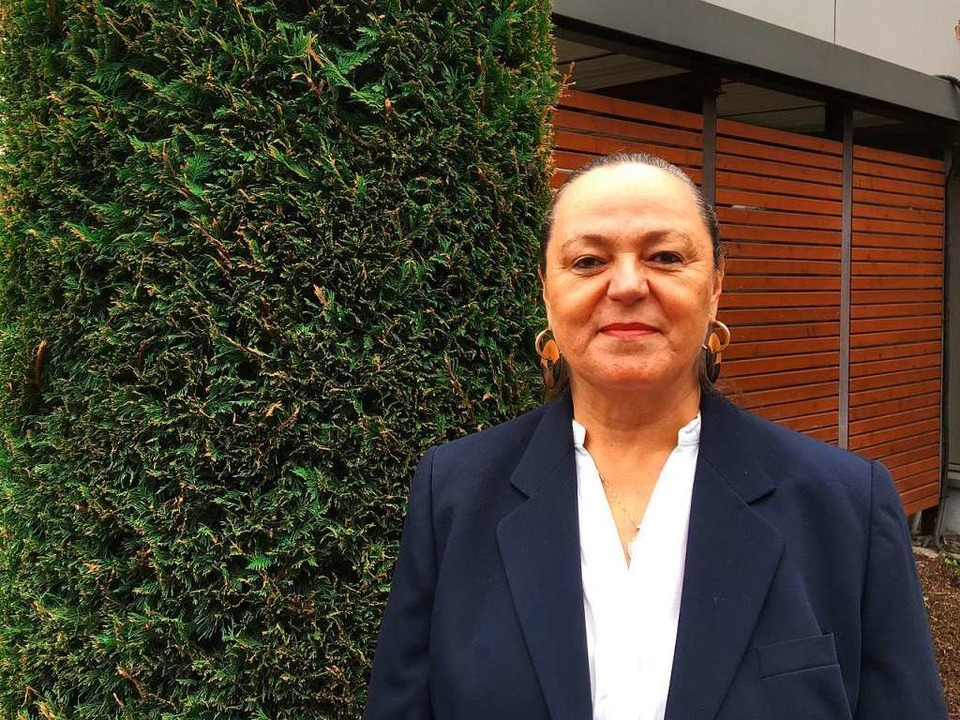 Monika Ziefle arbeitet seit vielen Jahren im Europa-Park als Bühnenbildnerin.    Foto: Europa-Park