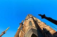 Ab Freitag wird beim Turmfinale die Münstersanierung gefeiert